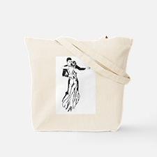 Women Waltzing Tote Bag