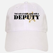 Feel Safe at Night Sleep with a Deputy Cap