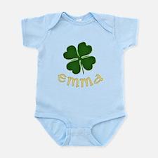 Emma Irish Infant Bodysuit