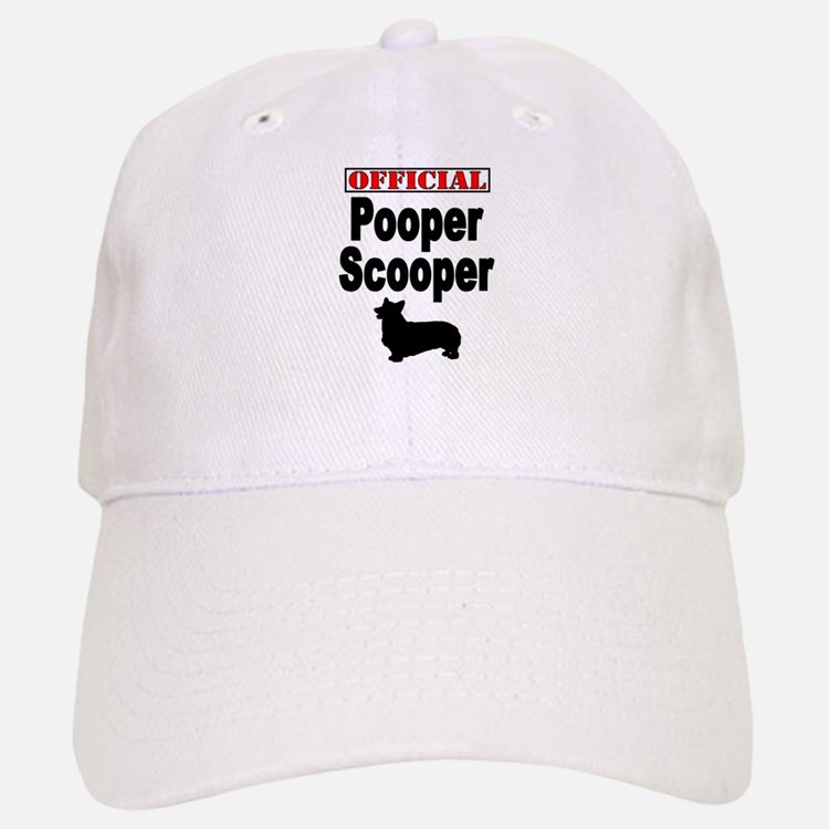 Scooper Baseball Baseball Cap