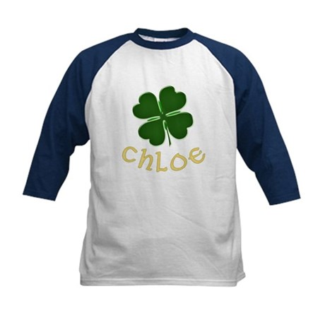 Chloe Irish Kids Baseball Jersey