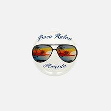 Florida - Boca Raton Mini Button
