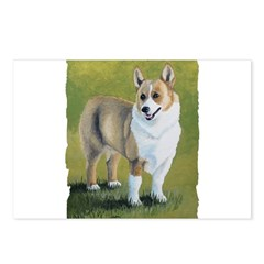 Welch Corgi Postcards (Package of 8)