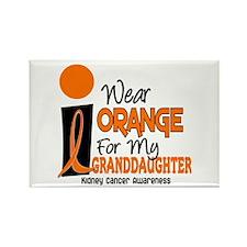 I Wear Orange For My Granddaughter 9 KC Rectangle