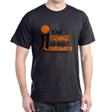 I Wear Orange For My Granddaughter 9 KC T-Shirt