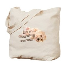 Cairn morning Tote Bag