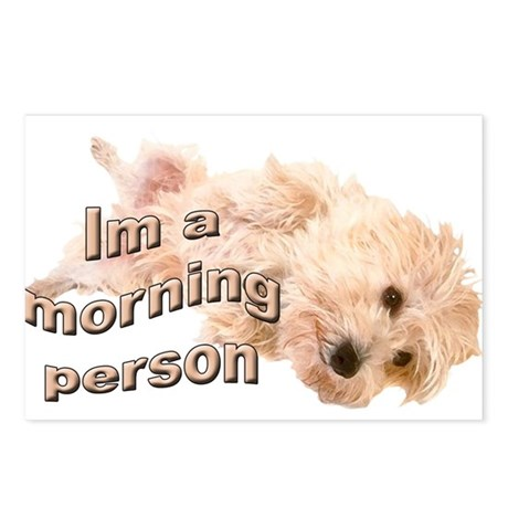 Cairn morning Postcards (Package of 8)