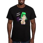 Anipain Men's Fitted T-Shirt (dark)
