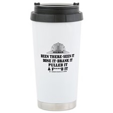 Been There, Seen It, Done It Travel Mug