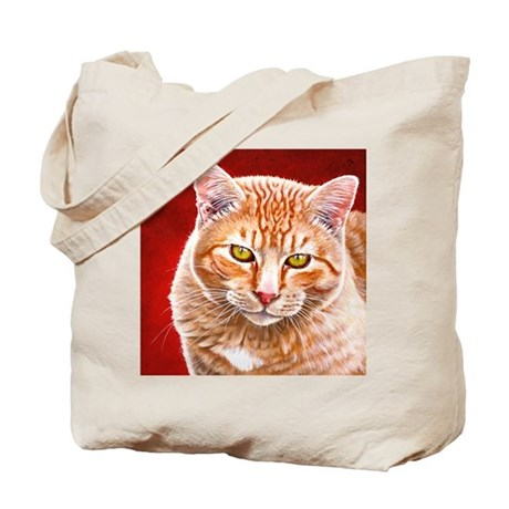 Wildstar the Cat Tote Bag