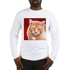 Wildstar the Cat Long Sleeve T-Shirt