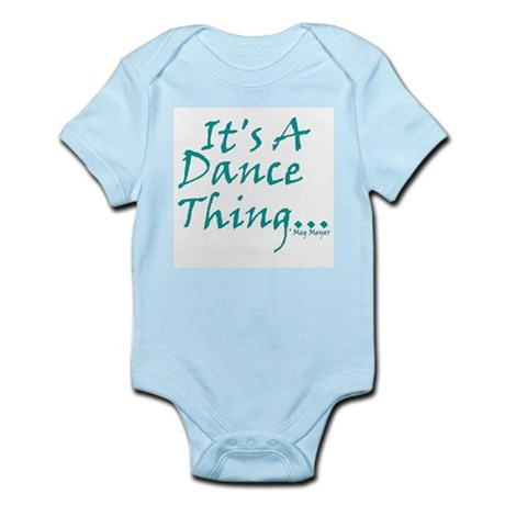 It's A Dance Thing Infant Creeper
