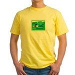 Become 1 Yellow T-Shirt