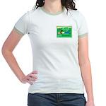 Become 1 Jr. Ringer T-Shirt