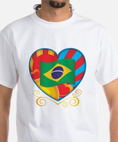 Brazillian Heart Shirt