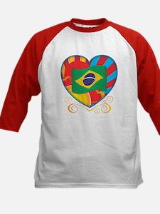 Brazillian Heart Tee