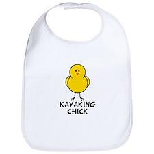 Kayaking Chick Bib