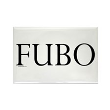 FUBO Rectangle Magnet