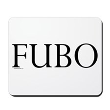 FUBO Mousepad