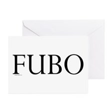 FUBO Greeting Cards (Pk of 10)