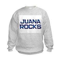 juana rocks Sweatshirt