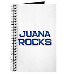 juana rocks Journal