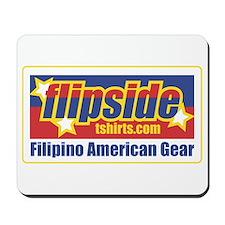 Flipside Logo Mousepad