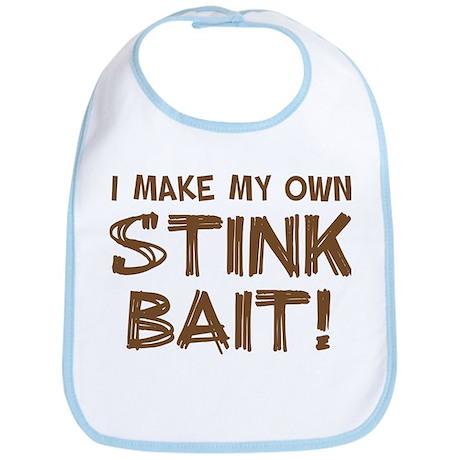 I MAKE MY OWN STINK BAIT! Bib