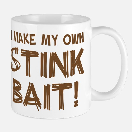 I MAKE MY OWN STINK BAIT! Mug