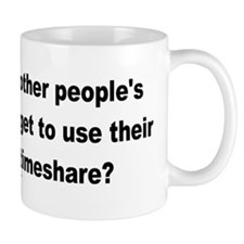 Paying Other People's Mortgages Mug