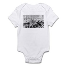 Time For Another Tea Party Infant Bodysuit