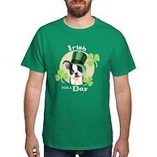 St. Patrick Boston Terrier T-Shirt