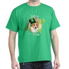 St. Patrick Pembroke Welsh Co T-Shirt