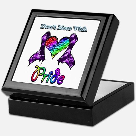 Pride Keepsake Box
