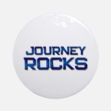 journey rocks Ornament (Round)