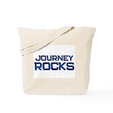 journey rocks Tote Bag