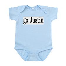 go Justin Infant Creeper