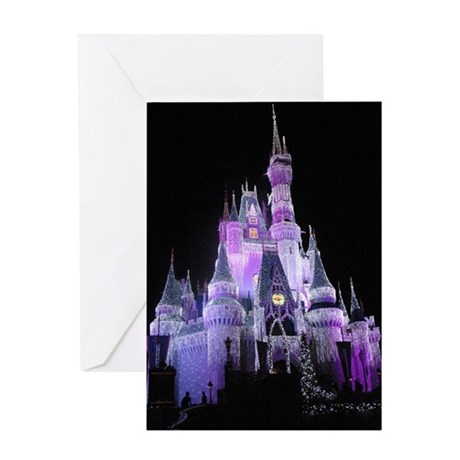 Castle Greeting Cards