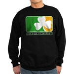 Irish Drinking League Sweatshirt (dark)