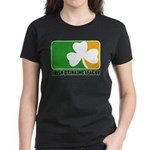 Irish Drinking League Women's Dark T-Shirt
