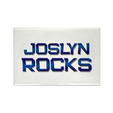 joslyn rocks Rectangle Magnet