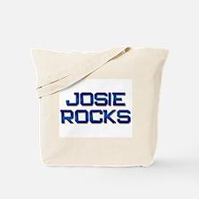 josie rocks Tote Bag