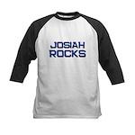 josiah rocks Kids Baseball Jersey