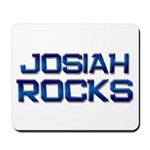 josiah rocks Mousepad