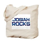 josiah rocks Tote Bag