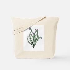 Cool Alyssum Tote Bag
