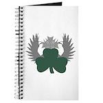 Winged Shamrock Journal