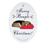 Beagle Ornaments