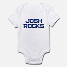 josh rocks Infant Bodysuit