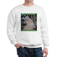 Unique Ferret owner Sweatshirt